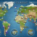 ConquerClub Classic Risk Map Header