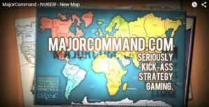 New Risk map Major Command Nukes
