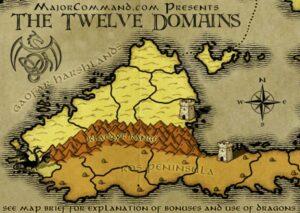 twelve Domains Towers