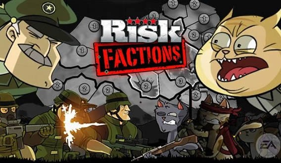 Risk Factions Game image