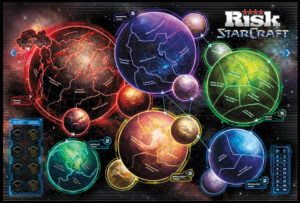 Risk Starcraft maps