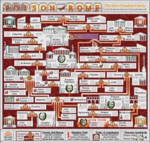 Poison Rome Conquer Club