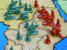 Risk Board Game maps