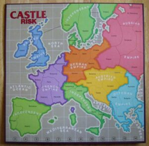 Castle Risk Board