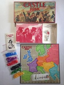 Castle Risk Complete Set