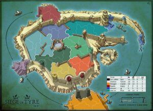 Lux Delux Multiplayer Online Siege of Tyre Map