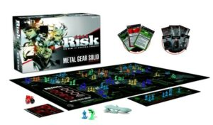 risk conquer the world Box Board and Pieces