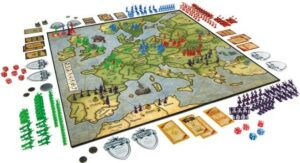 risk conquer the world Board