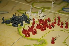 Risk Game pieces