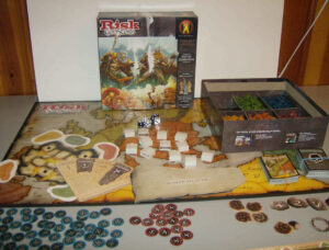 Risk GodStorm Complete Set
