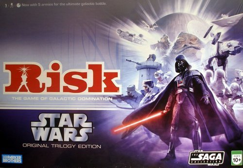 risk star wars original trilogy box