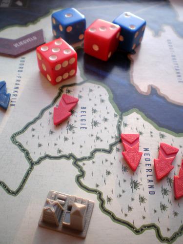 RISK: Balance of Power - Armies Dice