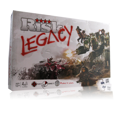 Risk Legacy Game Box