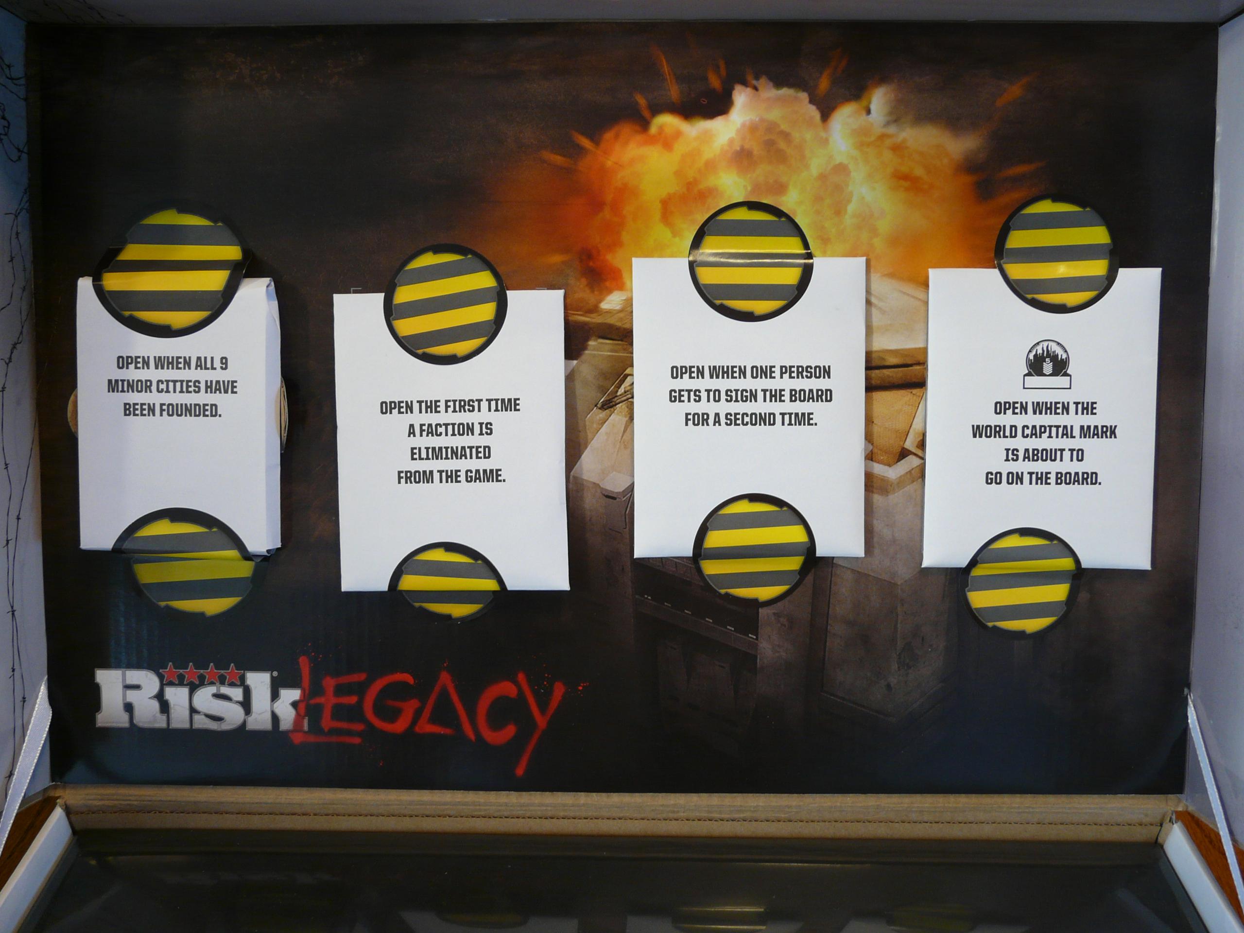 Risk Legacy Scar Cards